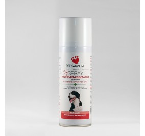 DOG SPRAY ANTIPARASSITARIO ML 200